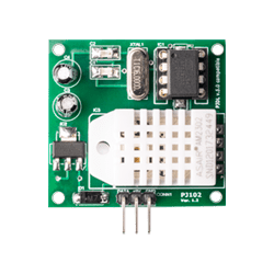 PJON - PJ102 Attiny85 DHT temperature and humidity sensor